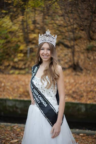 Miss Worldwide Teen Photo-shoot with Kelsey Raber Photograph