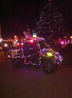 Armstrong Lightup Parade