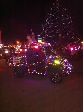 Armstrong Lightup Parade