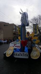 Kamloops Santa Parade