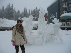 Snow comp