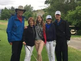 Photo thank to Vernon Golf Spectacular
