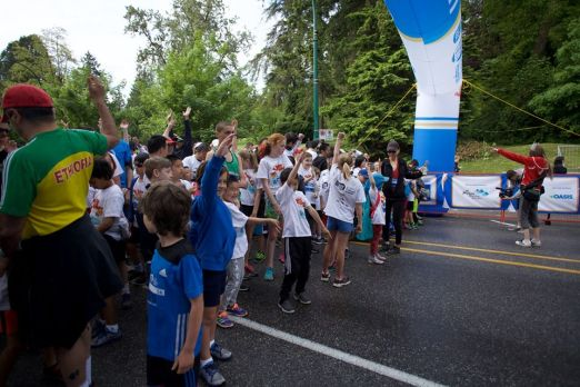 Photo published by BC Children's Hospital Foundation